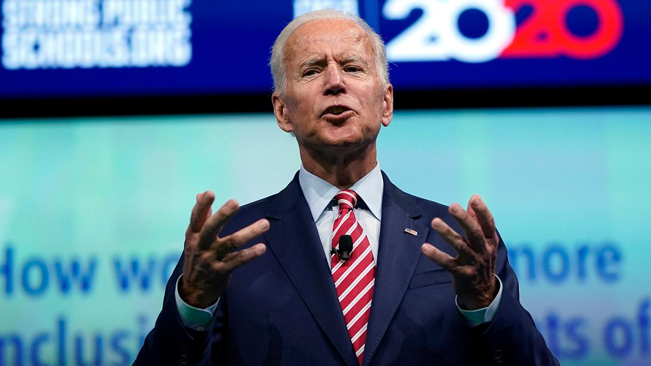 Westlake Legal Group 694940094001_6055990861001_6055992872001-vs Trump 2020 campaign will attack Biden's Senate record, not his time as Obama's VP Lukas Mikelionis fox-news/politics/senate fox-news/politics/2020-presidential-election fox-news/person/joe-biden fox-news/person/donald-trump fox news fnc/politics fnc article 1186b145-94b5-56ba-91f5-b280b88e4739