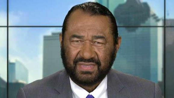 Rep. Al Green on the border crisis debate