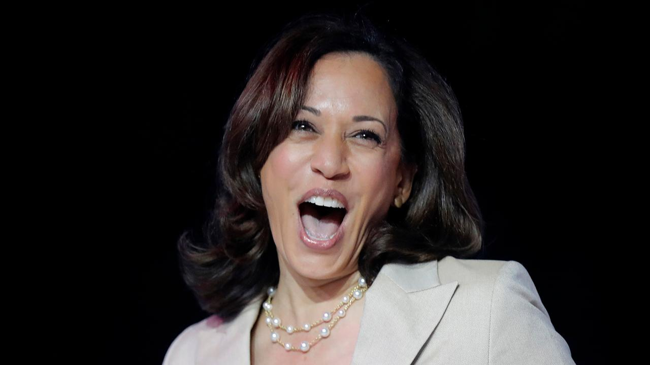 Kamala Harris sees swell in polls after initial 2020 discuss performance