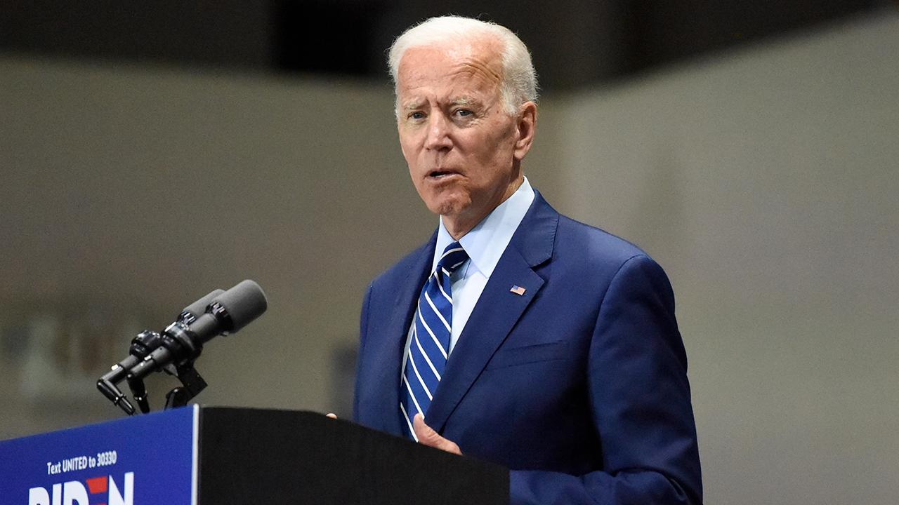 Joe Biden apologizes for causing 'pain' with segregationist remarks