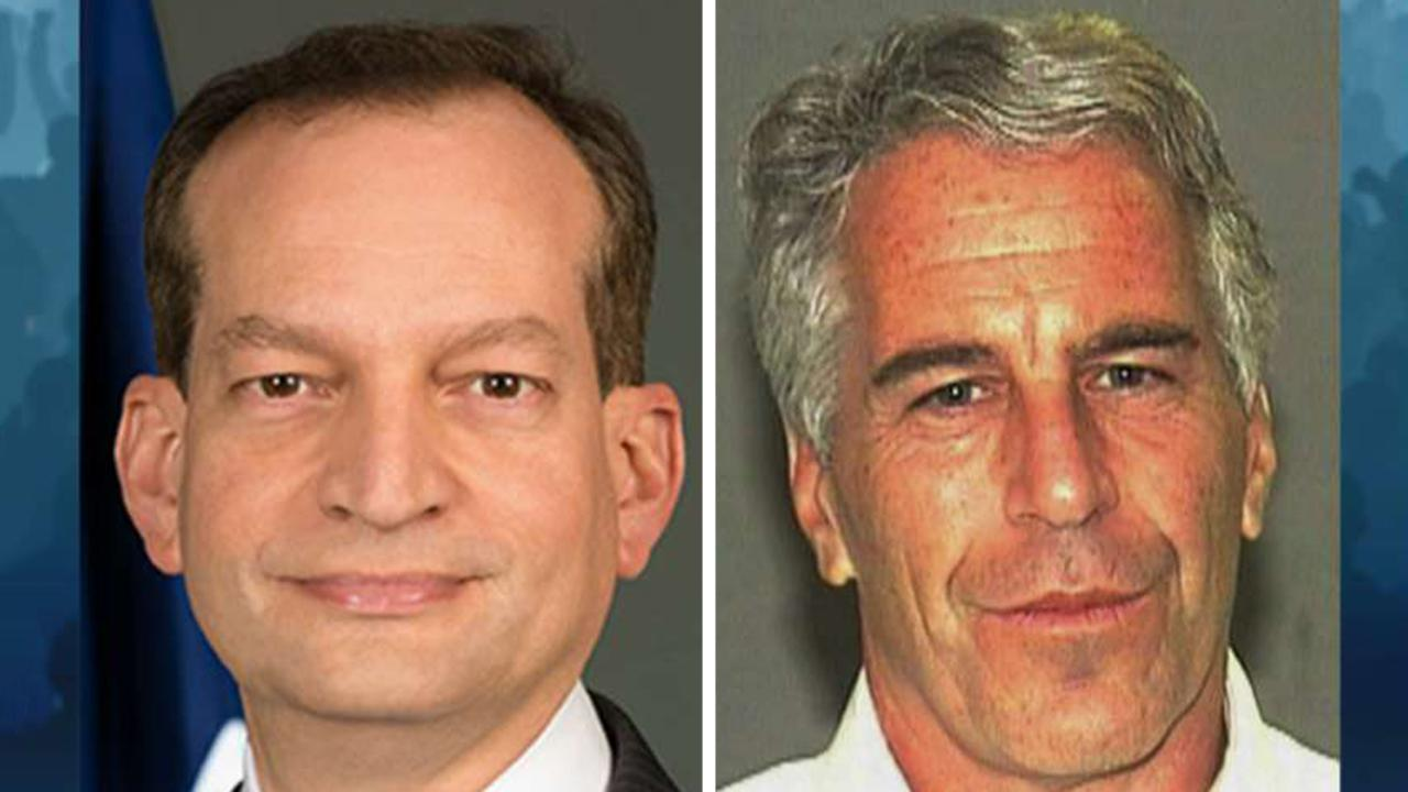 Jeffrey Epstein arrested for sex trafficking