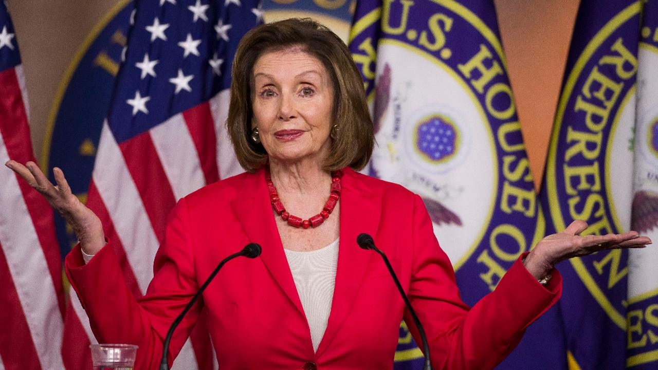 Westlake Legal Group 694940094001_6056644868001_6056649489001-vs Pelosi calls for Acosta to step down over Epstein plea deal, hits Trump fox-news/us/crime fox-news/politics/elections/house-of-representatives fox-news/person/nancy-pelosi fox news fnc/politics fnc Edmund DeMarche b5cbf02c-7857-5e05-87cb-b8256c1f84c8 article