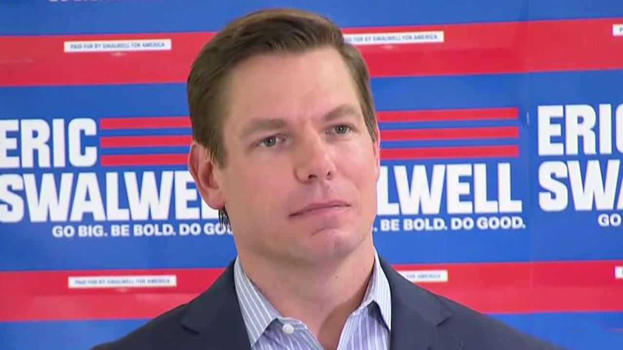 Rep. Eric Swalwell drops out of 2020 Dem presidential primary thumbnail