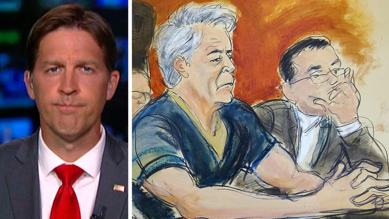 Sen. Sasse: The law should be on the side of Jeffrey Epstein's victims