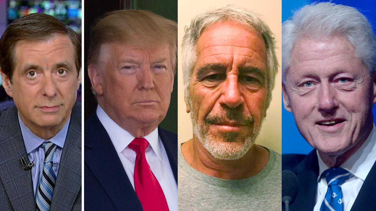 Kurtz: Trump, Clinton were Epstein pals, but no evidence they knew of crimes