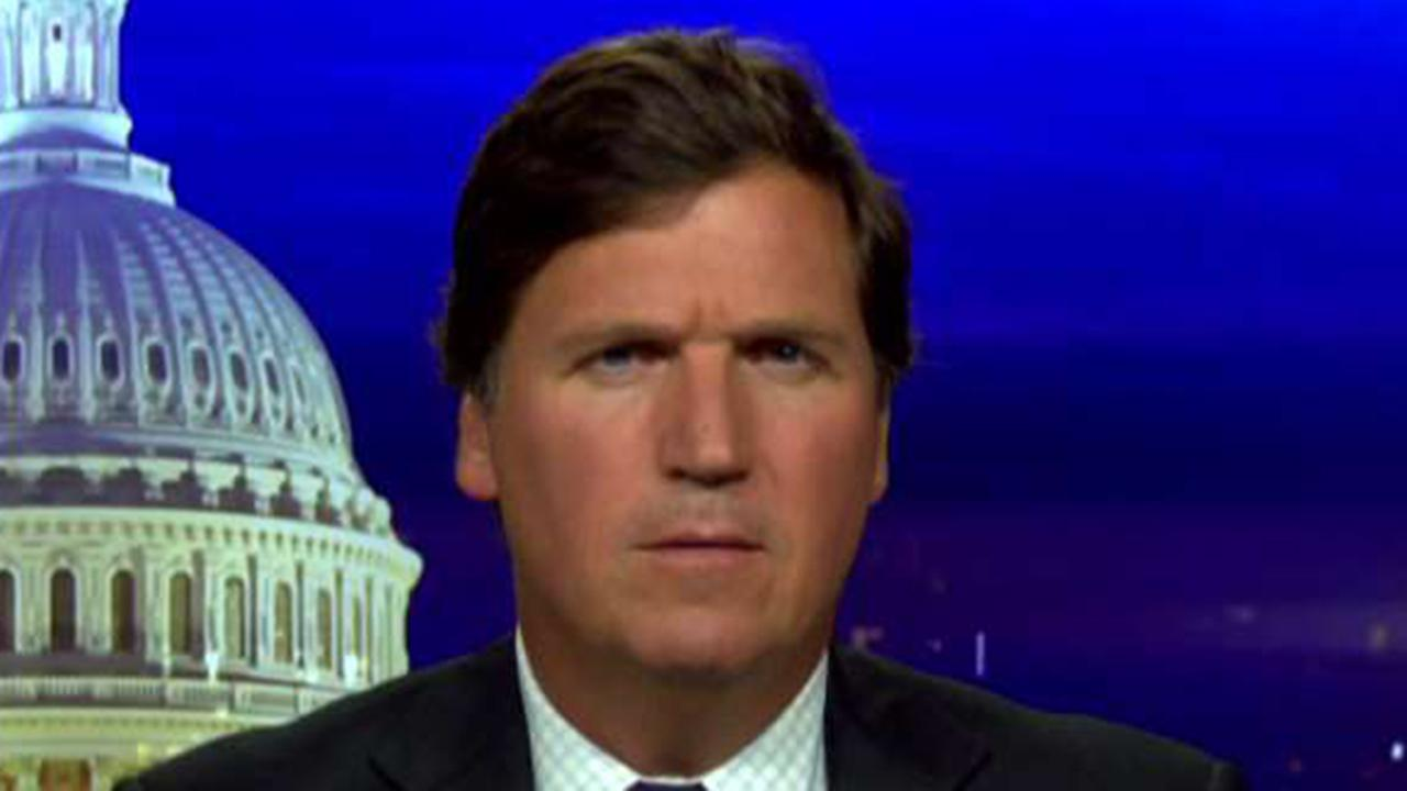 Tucker: We have no idea who lives within our borders