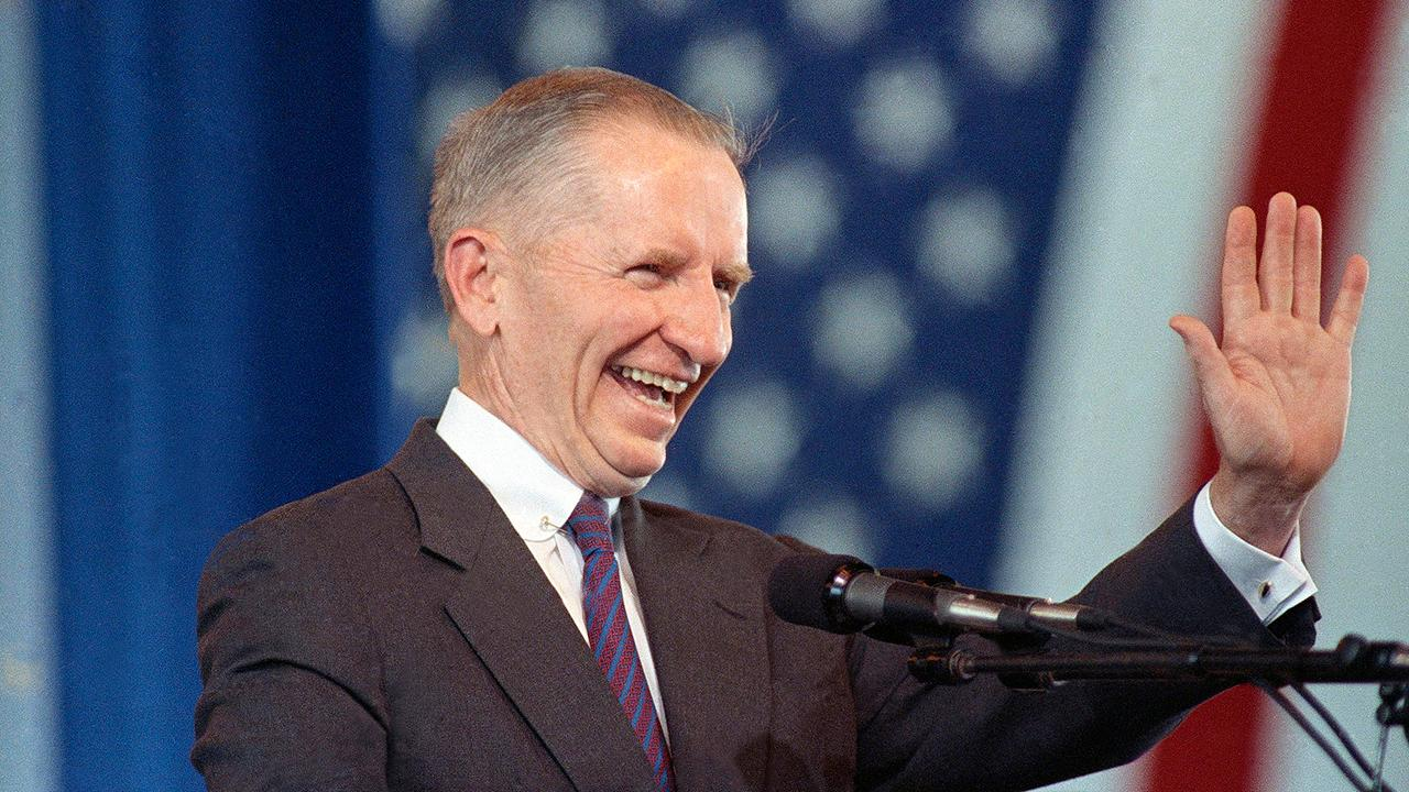 Remembering Ross Perot's keen business sense and political instinct