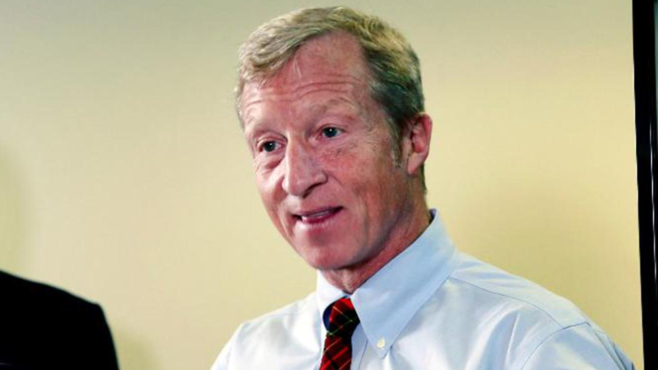 Who is 2020 hopeful Tom Steyer and how did he become a billionaire?