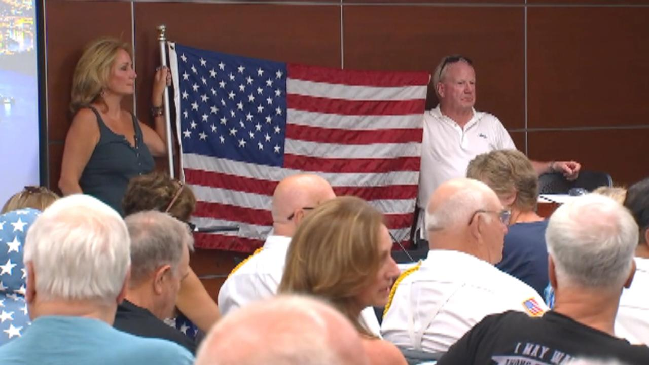 Minnesota community demands city council reverse decision on removing Pledge of Allegiance