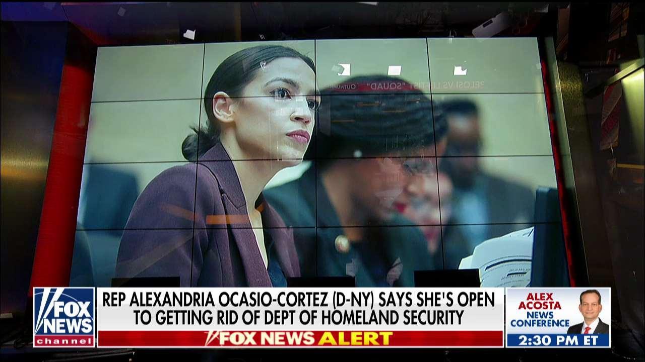 Susana Martinez calls out AOC