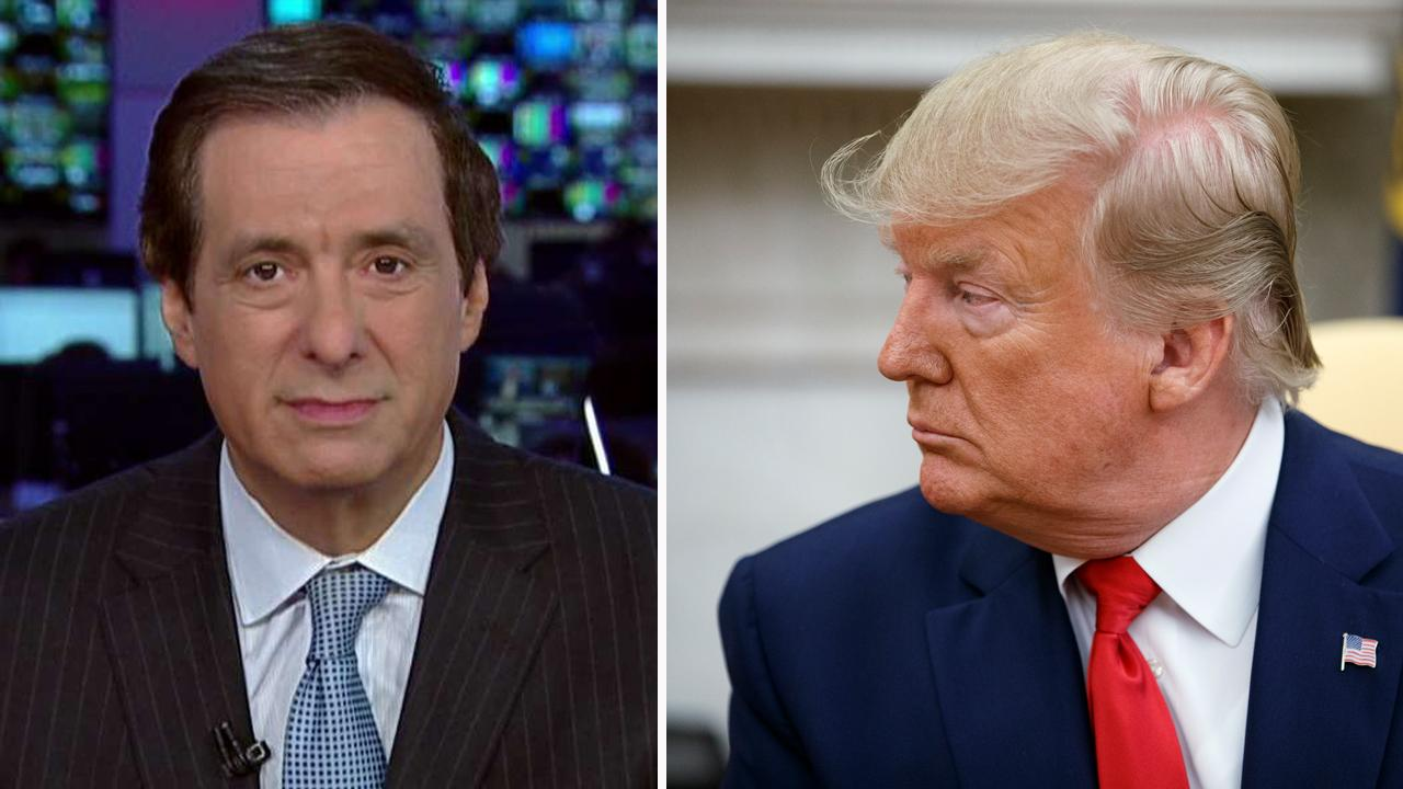 Westlake Legal Group 694940094001_6057578370001_6057579557001-vs Trump moves into damage control mode (just like every other politician) Howard Kurtz fox-news/columns/media-buzz fox news fnc/politics fnc article 8c074953-0c1c-5508-ad52-406caeb2deb4