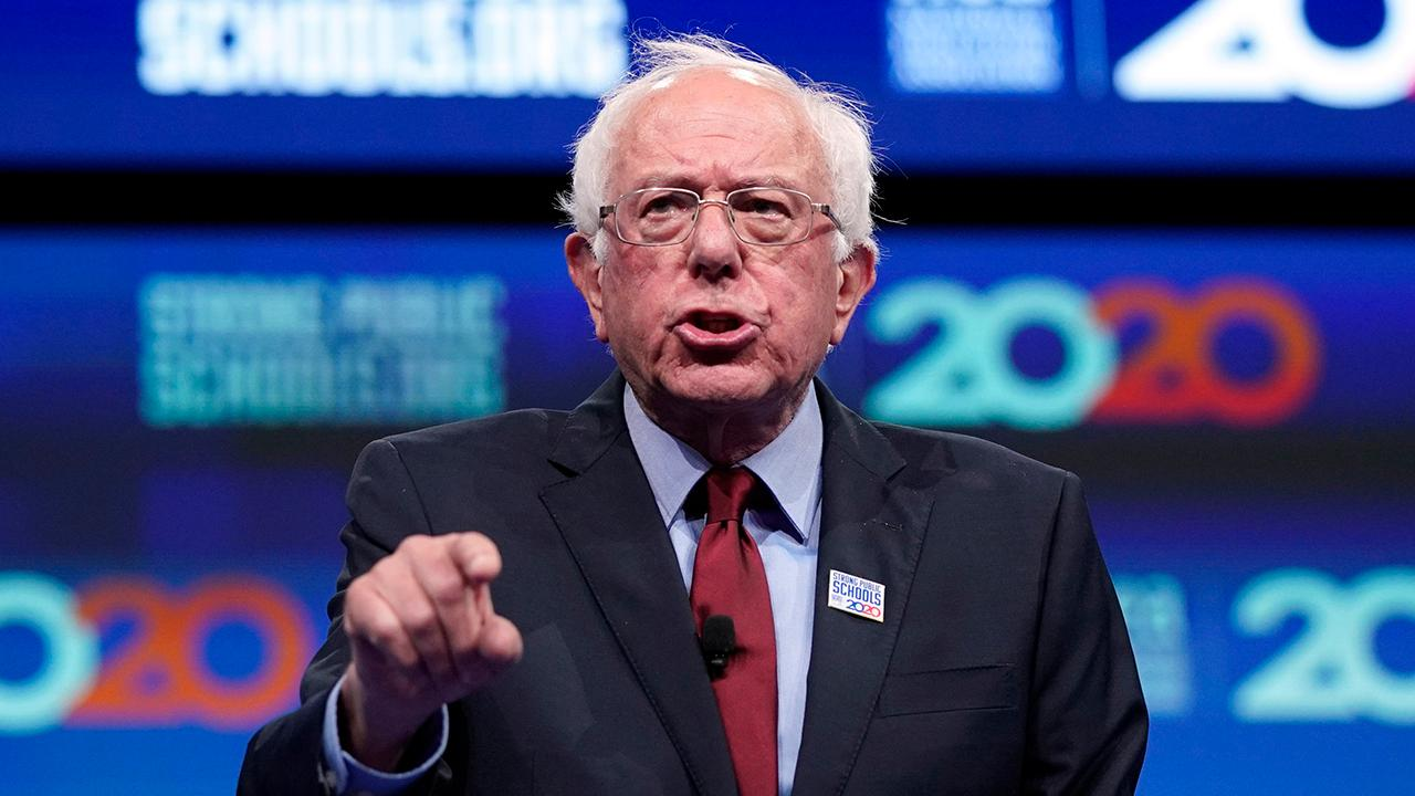 Bernie Sanders compares meridian change to Pearl Harbor