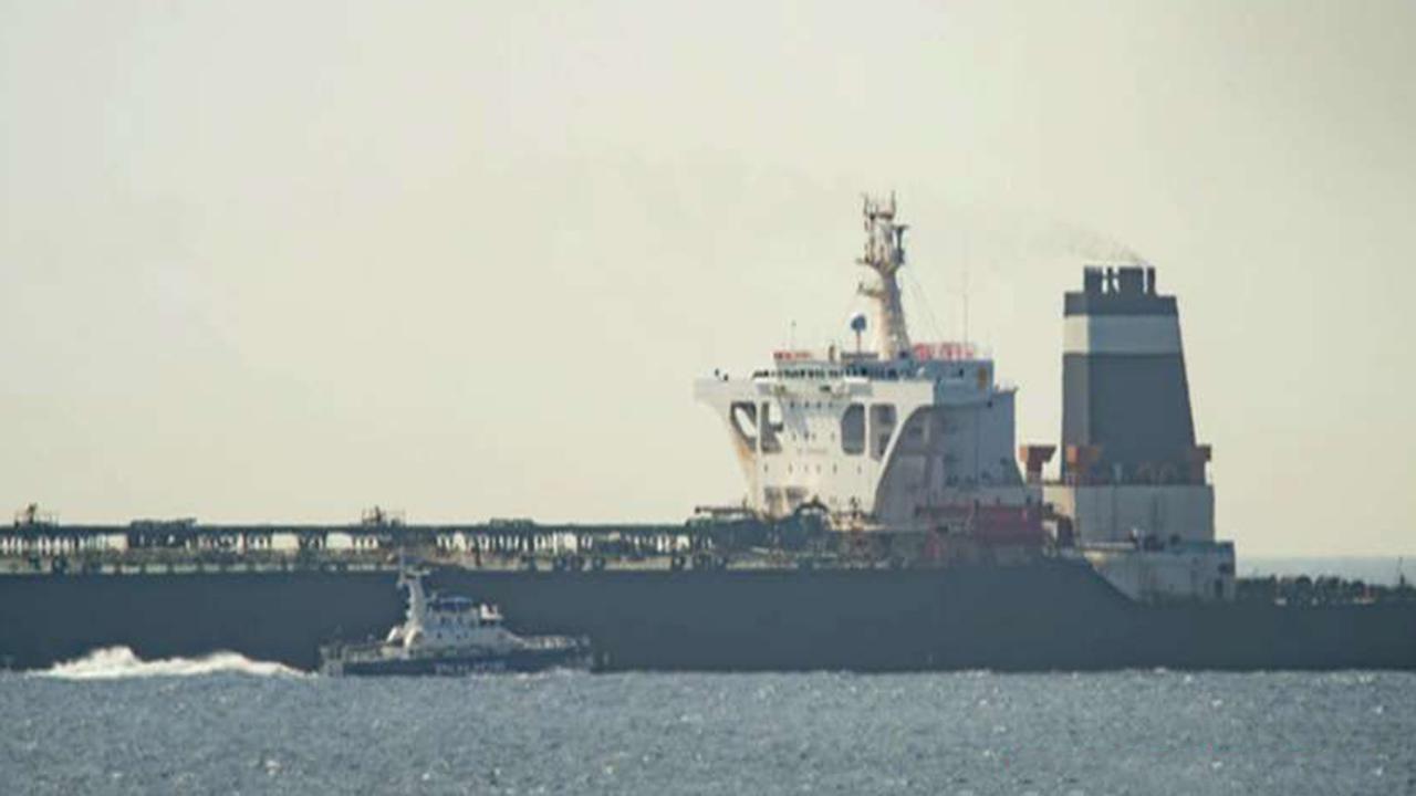 Report: Iran's Revolutionary Guard unsuccessfully tried to seize British ship