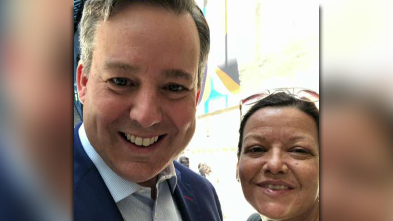 Ed Henry and his sister recovering after successful liver transplant surgery