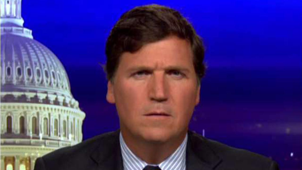 Tucker: No nation can tarry being ruled by people who hatred it