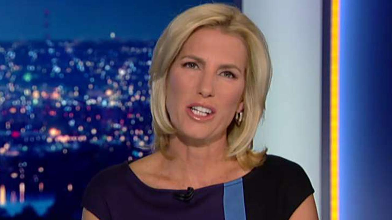 Ingraham: Dem darling wants DHS gone