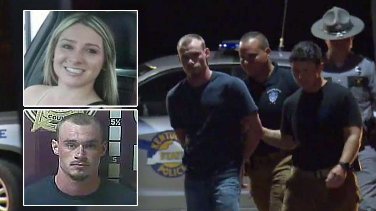 Savannah Spurlock: person of interest arrested after discovery of human remains in Kentucky