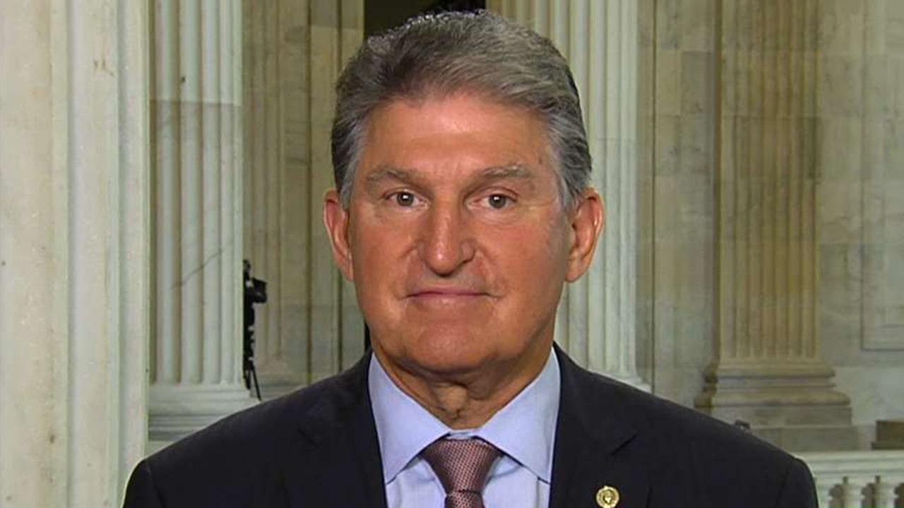Sen. Joe Manchin on Iran: We need a allies some-more than ever