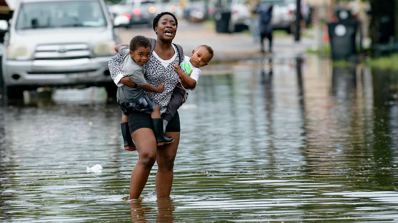 Westlake Legal Group 694940094001_6057888566001_6057890089001-vs Hurricane warning issued for parts of Louisiana coast ahead of Tropical Storm Barry Frank Miles fox-news/us/disasters/hurricanes-typhoons fox news fnc/us fnc article 517a4ed7-3ddb-5da1-8194-6a414d12efa6