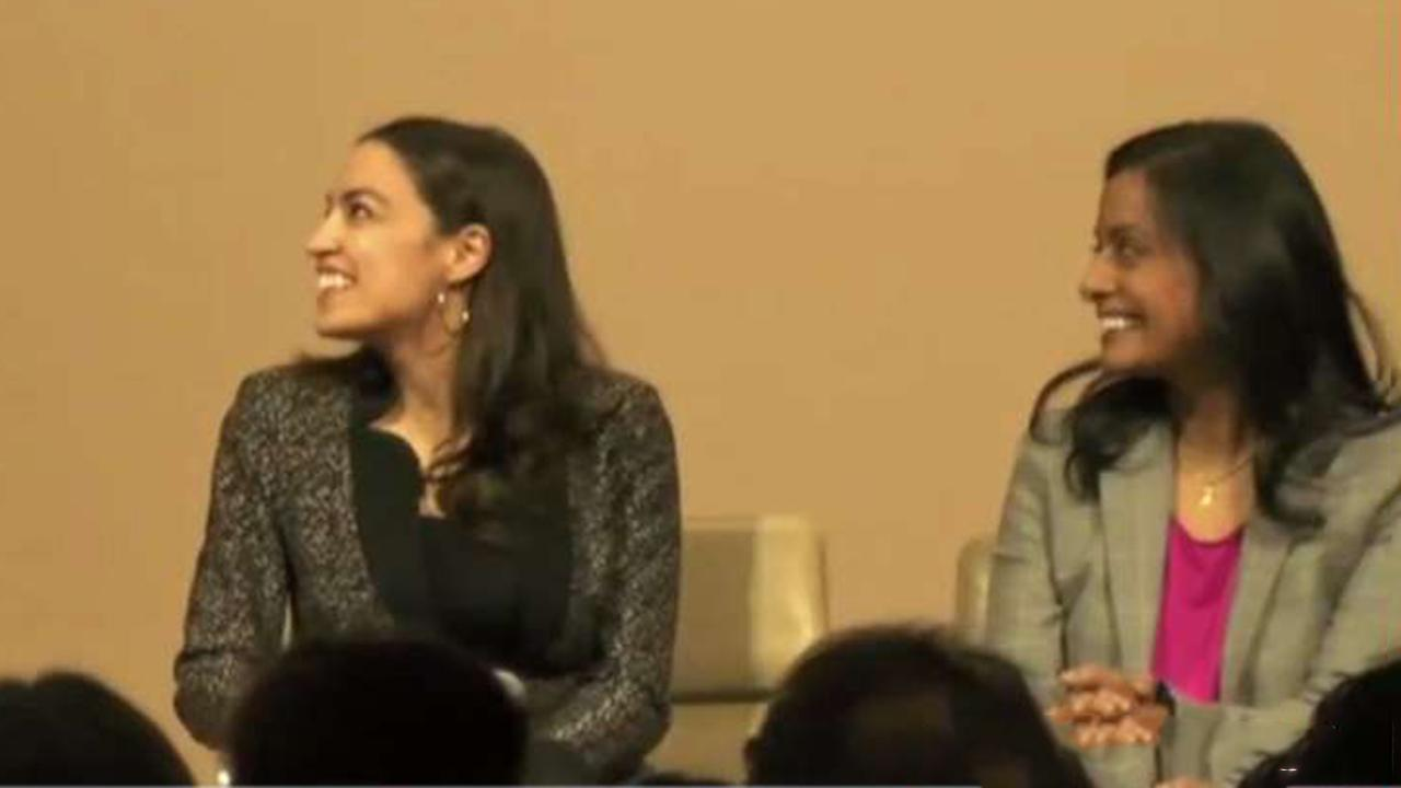 Rep. Ocasio-Cortez says Speaker Pelosi is 'singling out' newly elected women of color