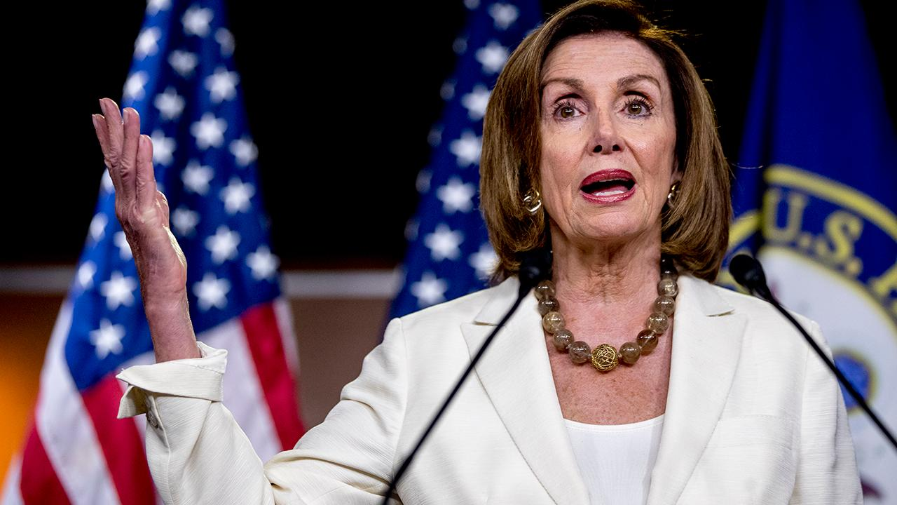 Pelosi exchanges verbal volleys with freshmen members