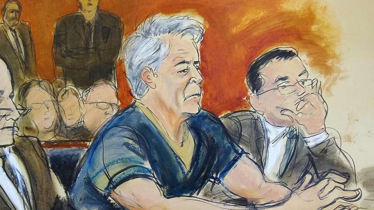 Jeffrey Epstein had mysterious passport, 'piles of cash,' and 'dozens of diamonds' in home safe: prosecutors thumbnail