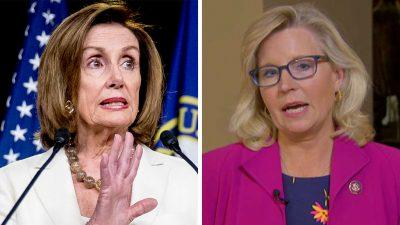 Liz Cheney on AOC, Pelosi dispute