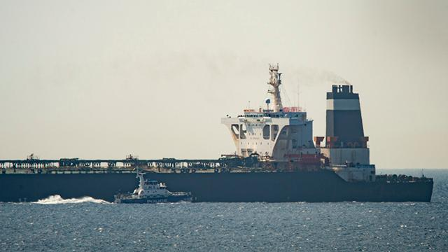Gibraltar court OKs government request to continue detaining Iran tanker - Fox News image