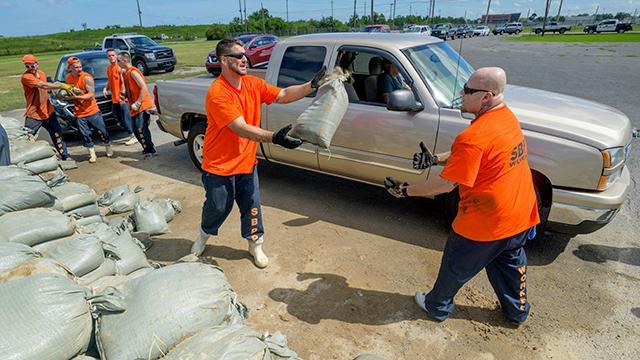 Barry storm forecast: Louisiana braces for severe rain event
