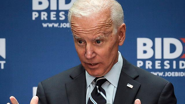 Biden attacks 'Trump Doctrine' as he unveils his own foreign policy plan