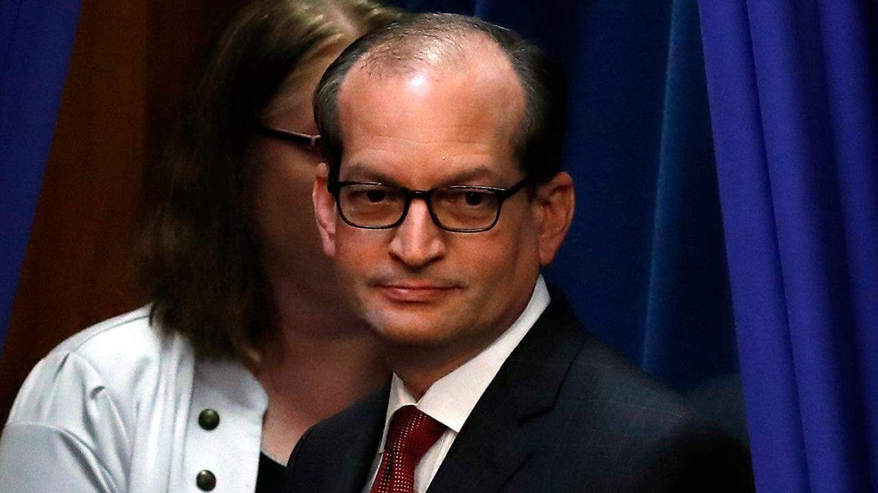 Alex Acosta's connection to Jeffrey Epstein scandal explained 1
