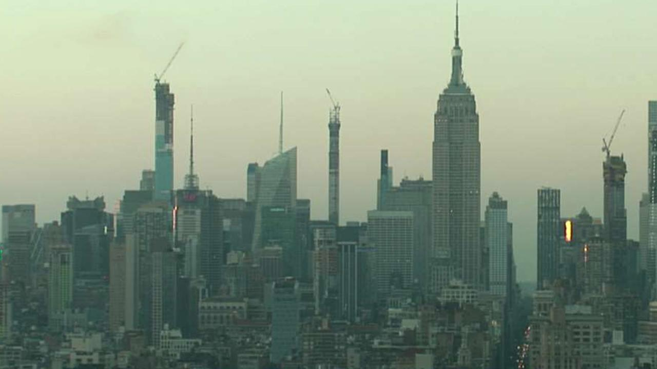 Major appetite outages in NYC due to transformer fires