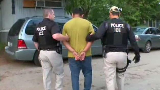 ICE deportation raids underway in New York City, 'number of