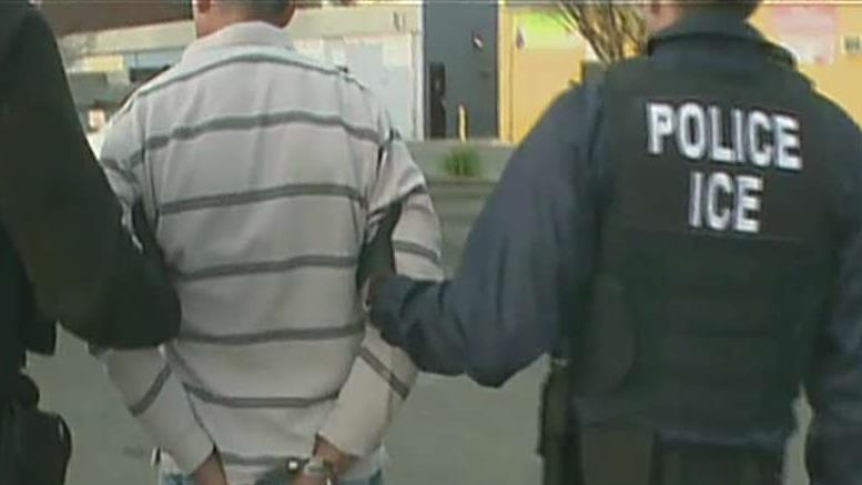 Nationwide ICE deportation crackdown underway