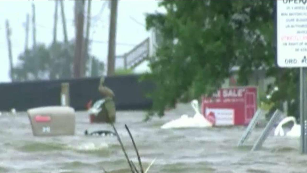 Westlake Legal Group 694940094001_6059073294001_6059083488001-vs Barry threatens Louisiana, Arkansas, downgraded to tropical depression Frank Miles fox-news/us/us-regions/southeast/mississippi fox-news/us/us-regions/southeast/louisiana fox-news/us/us-regions/midwest/arkansas fox-news/us/disasters/warnings fox-news/us/disasters/hurricanes-typhoons fox news fnc/us fnc article ad026e33-02d2-5783-b956-dd0ffc3f833f