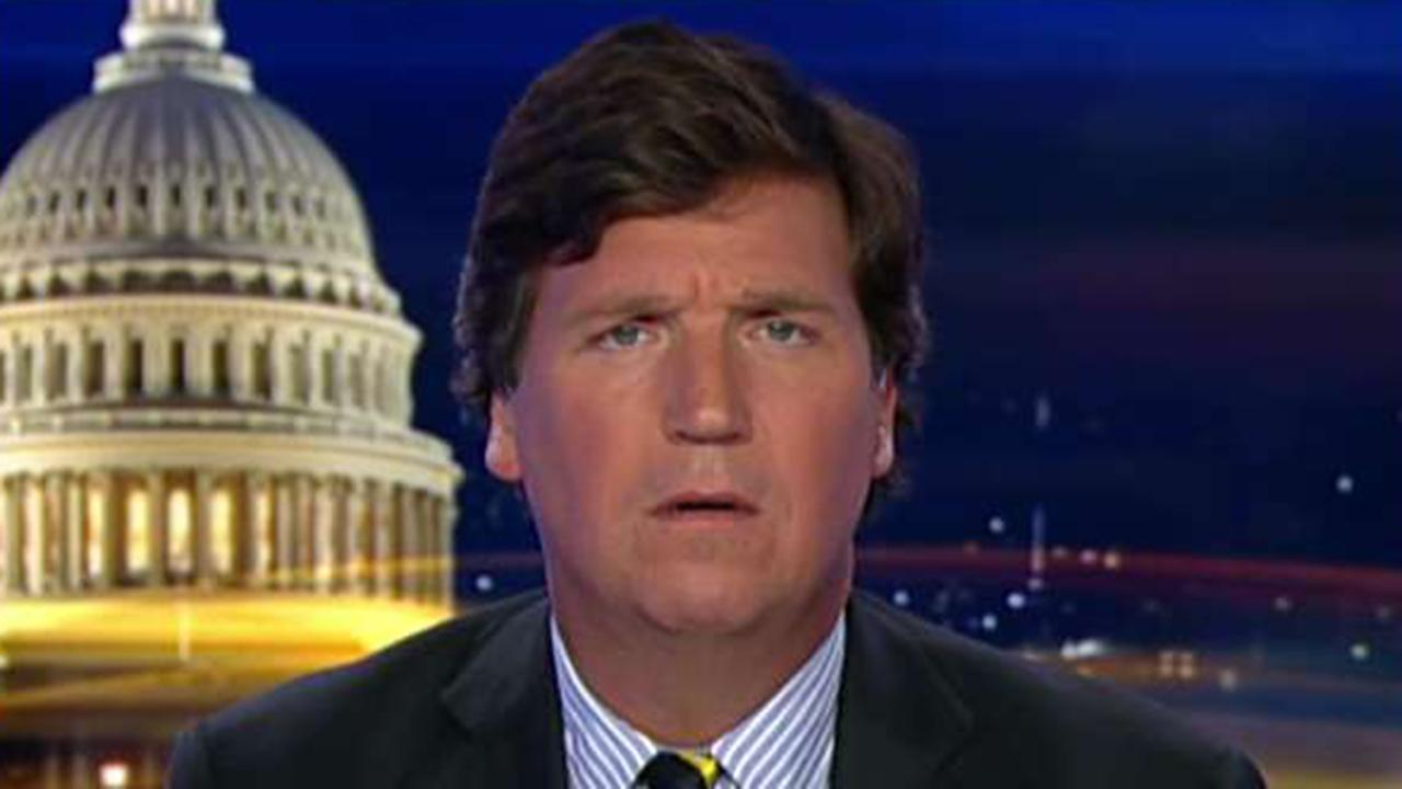 Tucker: Not a single Democratic presidential candidate has condemned Antifa attack