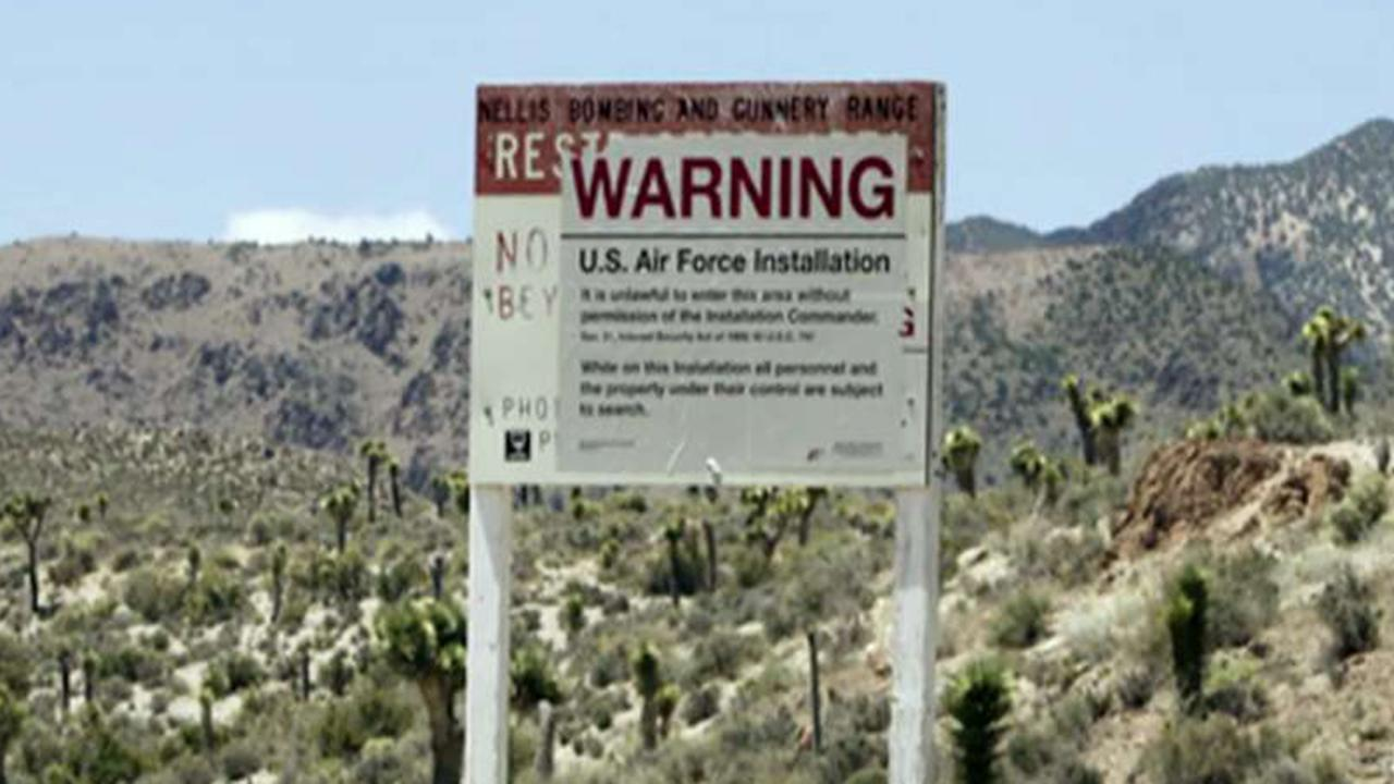 Feds warn alien-hunters against storming Area 51
