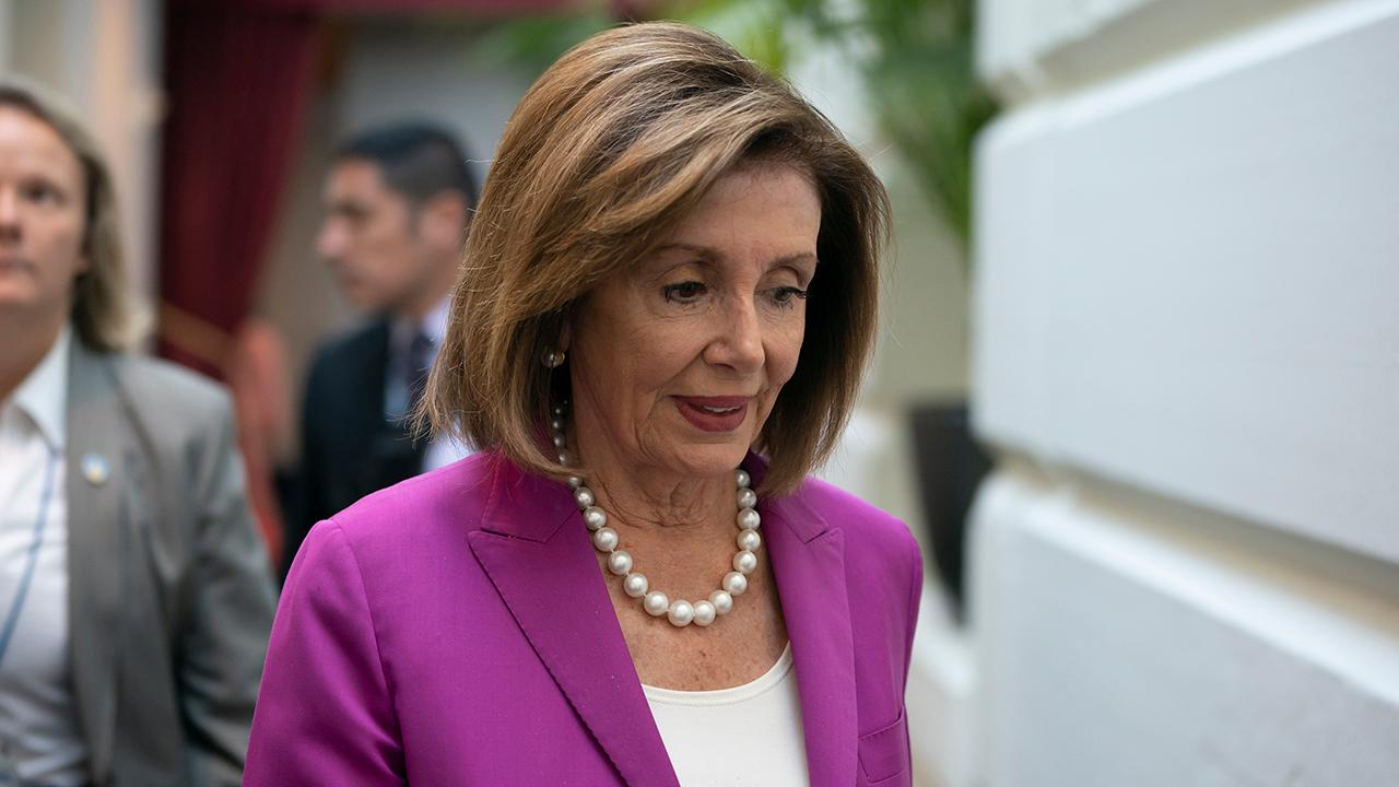 Speaker Pelosi accused of violating House decorum