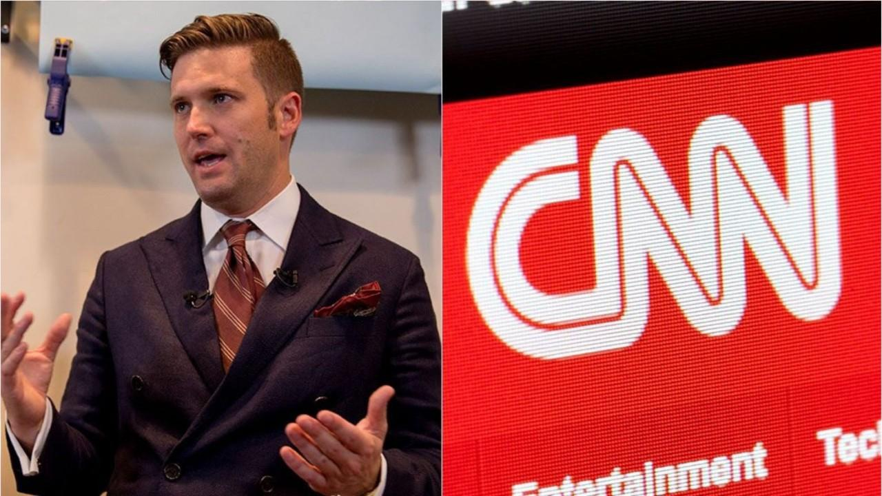 CNN ripped for giving white nationalist Richard Spencer a platform
