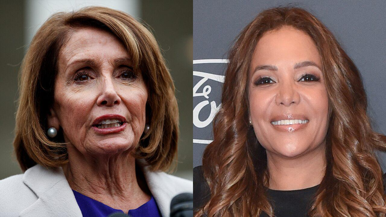 'View' hosts praise Pelosi after floor speech