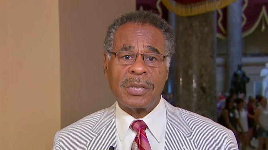 Rep. Emanuel Cleaver abandons chair in protest over partisan House debate