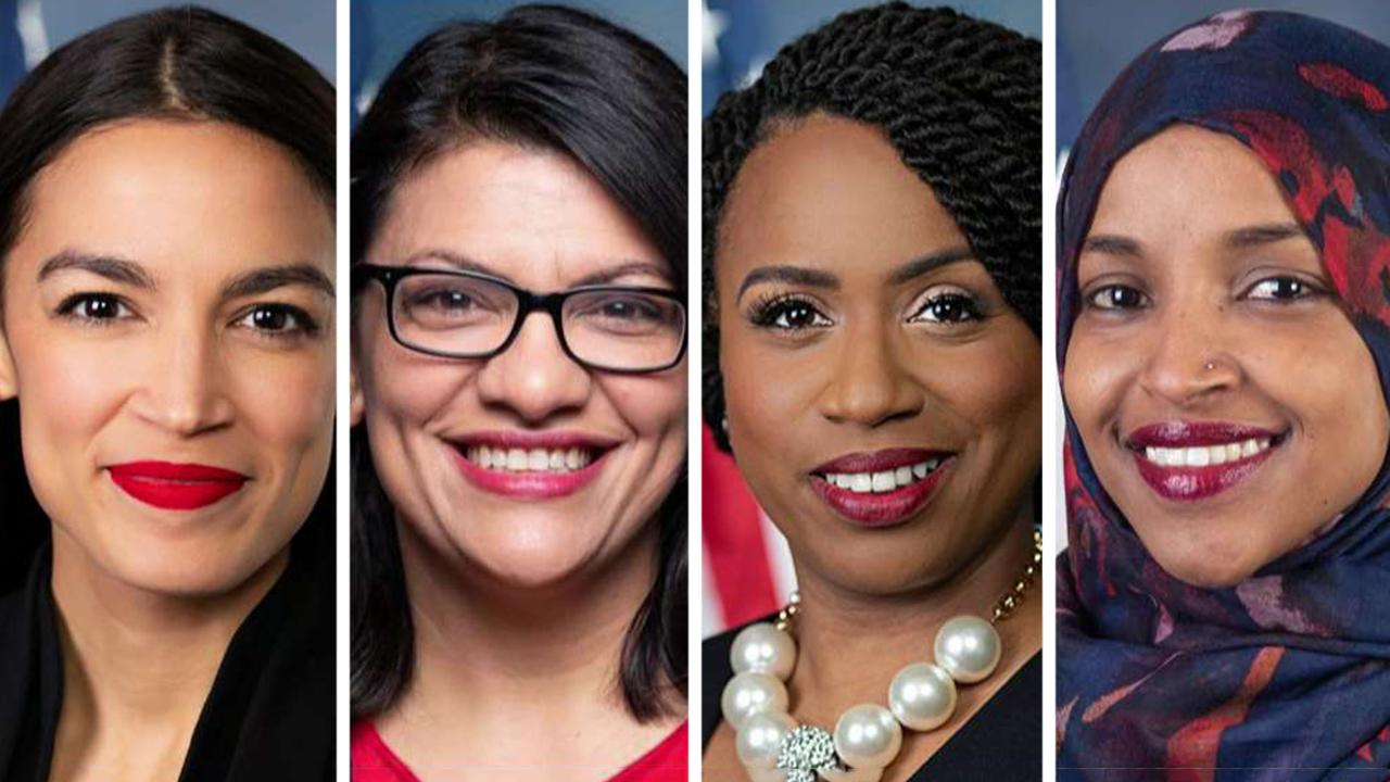 'The Squad' renews feud with Nancy Pelosi