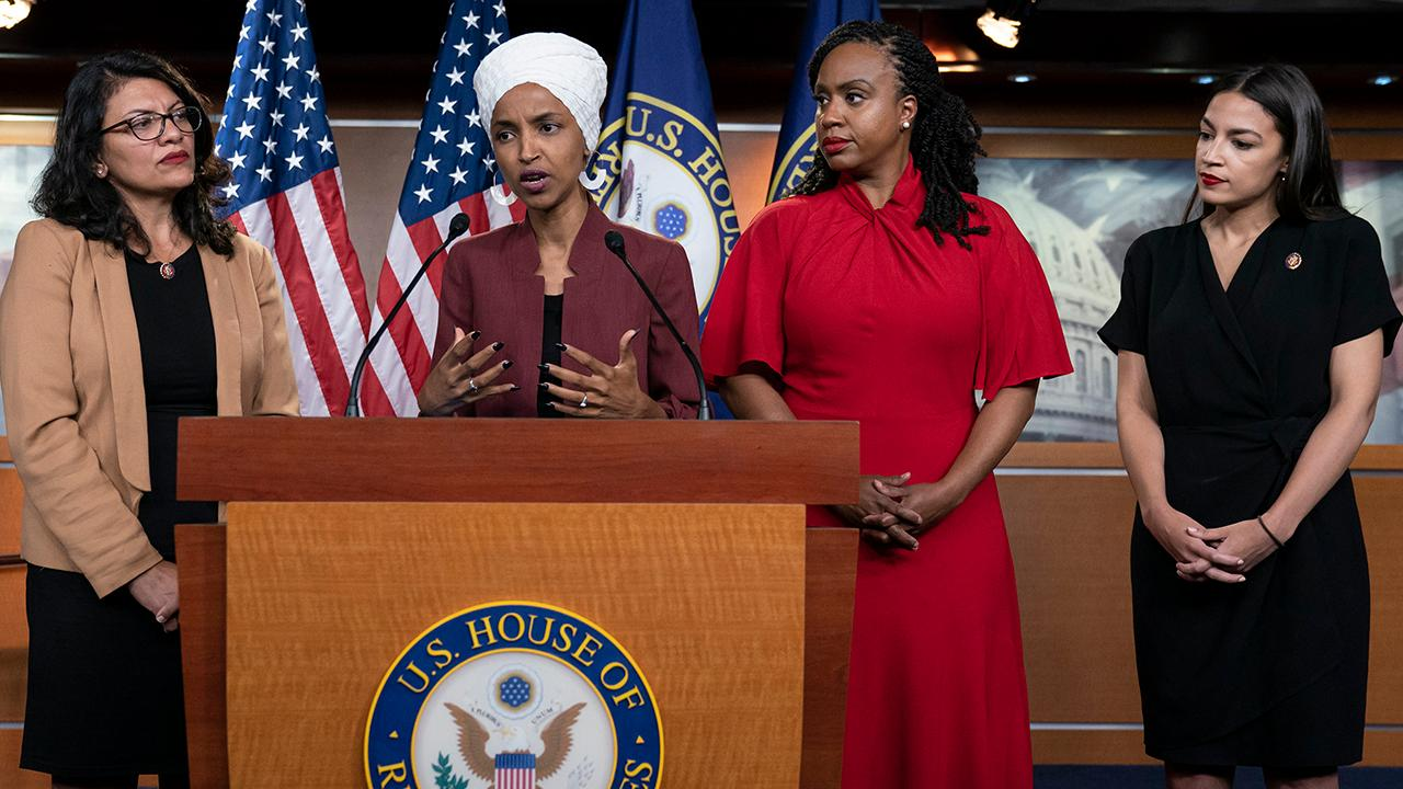 Freshman congresswomen make media splash as 'the squad'