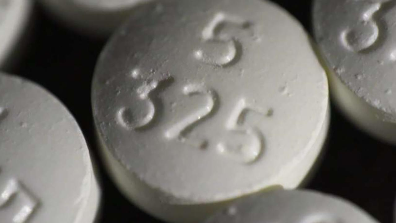 76 billion opioid pills flooded the US in the last 6 years