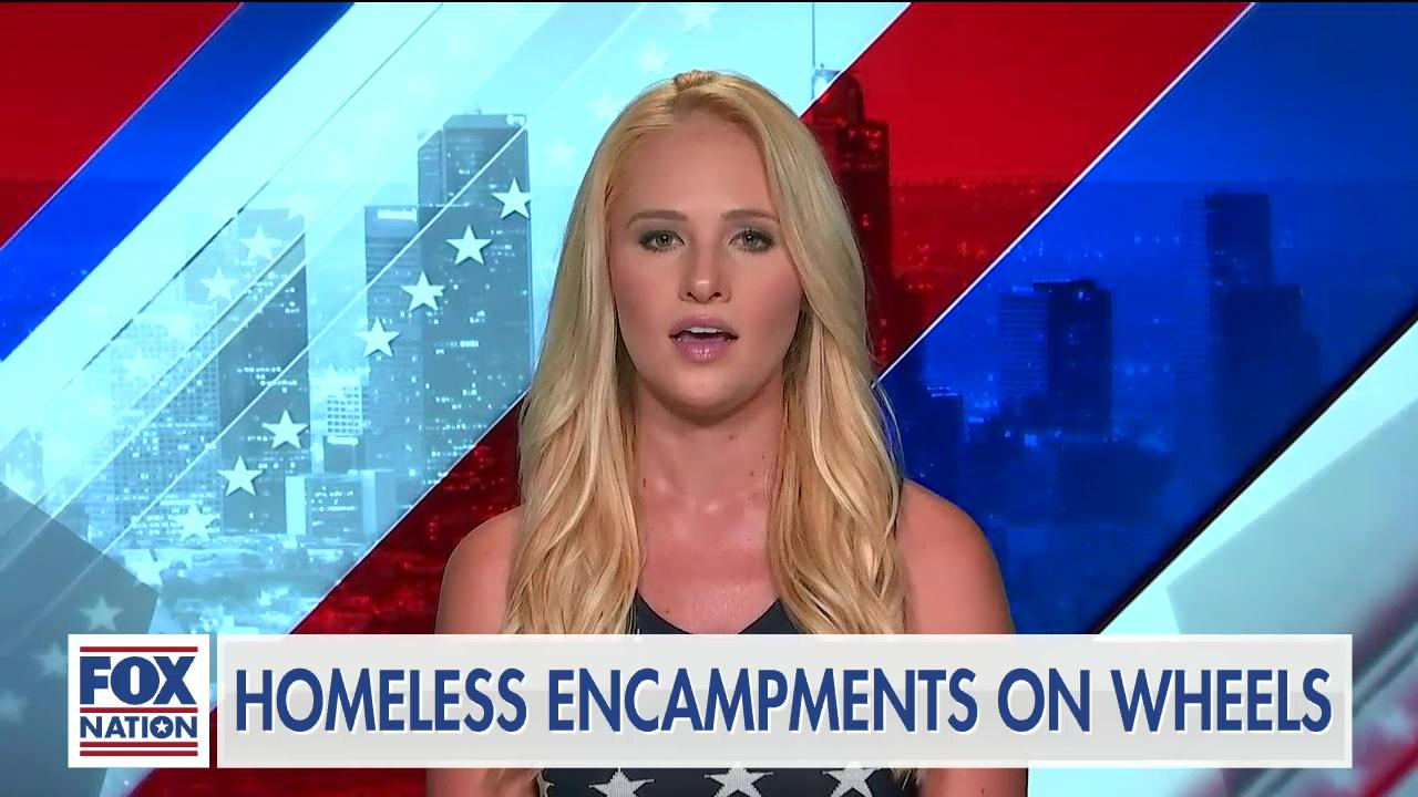 Westlake Legal Group 694940094001_6061078013001_6061072868001-vs Tomi Lahren: California creates homeless encampments on wheels Tomi Lahren fox-news/us/us-regions/west/california fox-news/us/economy fox-news/topic/homeless-crisis fox-news/opinion fox news fnc/opinion fnc article 84028d14-6656-5898-be36-1517d5719b64