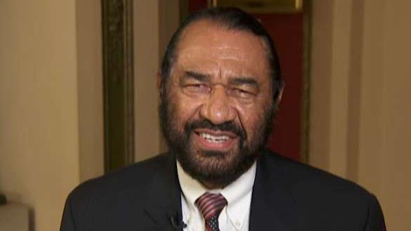 Rep. Al Green says impeachment push 'will march on'