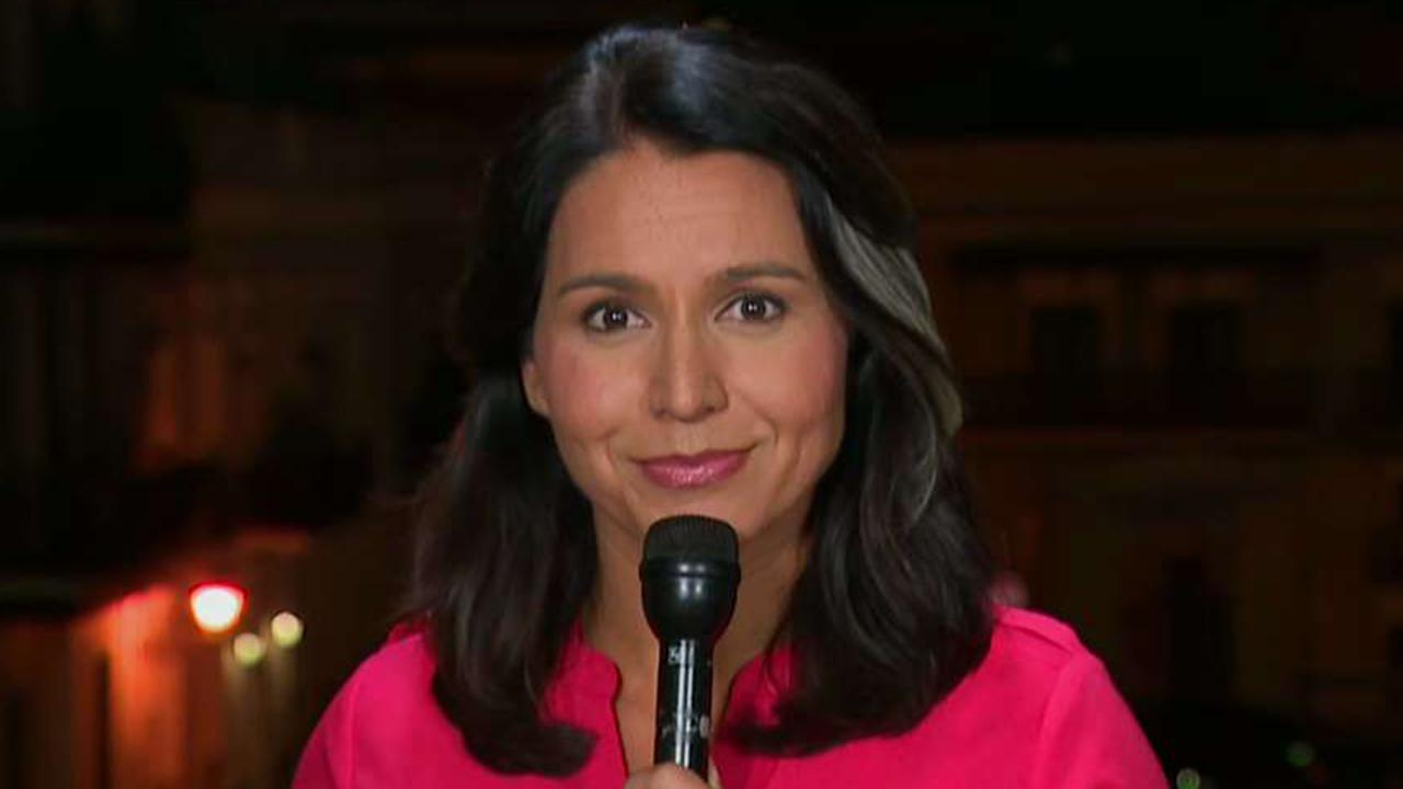 Tulsi Gabbard: Puerto Ricans are coming together and fighting against their corrupt government
