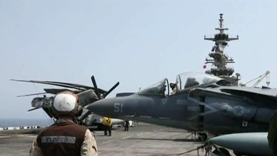 U.S. steps up presence in Saudi Arabia amid growing tensions with Iran