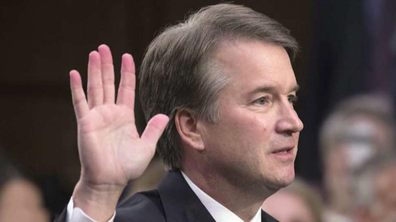 Kavanaugh controversy: Senate Republicans want update on criminal referrals over dubious accusations