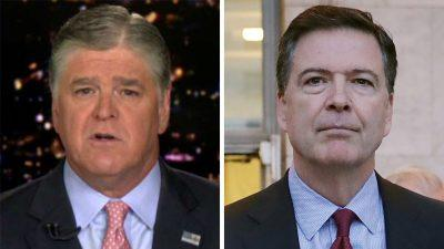 Sean Hannity's questions for James Comey